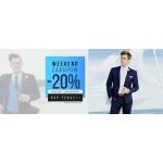 Giacomo Conti: 20% rabatu na odzież męską