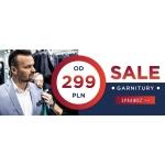 Giacomo Conti: garnitury od 299 zł