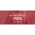 Gino Rossi: ostatnie dni wyprzedaży do 70% zniżki na modną i elegancką odzież męską