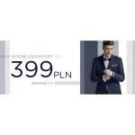 Giacomo Conti: modne garnitury od 399zł