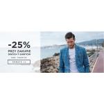 Giacomo Conti: 25% rabatu przy zakupie dwóch t-shirtów
