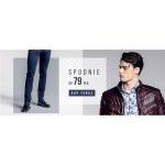 Giacomo Conti: spodnie od 79zł