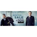 Giacomo Conti: zimowa wyprzedaż do 70% rabatu na garnitury, marynarki, koszule, kurtki, płaszcze i wiele innych
