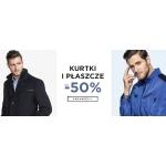 Giacomo Conti: do 50% rabatu na kurtki i płaszcze