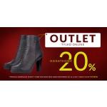 Gino Rossi: dodatkowe 20% rabatu na buty i torby z outletu