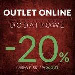 Gino Rossi: dodatkowe 20% zniżki na buty i torebki z outletu online