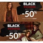 Black Weekend Gino Rossi: 50% rabatu na buty i torby