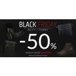Black Friday Gino Rossi: 50% rabatu na buty i torby