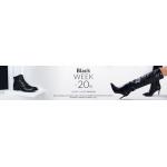 Gino Rossi: Black Week 20% zniżki na obuwie damskie i męskie, torby i akcesoria