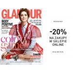 Reserved: 20% kupon rabatowy w magazynie Glamour