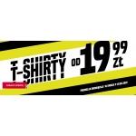 Go Sport: t-shirty damskie, męskie i dziecięce od 19,99 zł