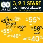 Go Sport: do 73% zniżki