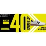 Go Sport: do 40% rabatu na buty sportowe New Balance