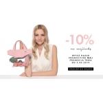 Goshico: 10% zniżki na torebki i plecaki damskie