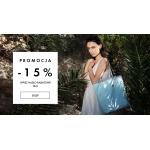 Goshico: 15% zniżki na torby i akcesoria