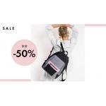Goshico: wyprzedaż do 50% zniżki na torby, kosmetyczki i inne akcesoria