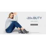 Greenpoint: 20% rabatu na obuwie