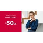 Greenpoint: sezonowa wyprzedaż do 50% zniżki na odzież damską