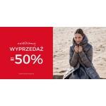 Greenpoint: wyprzedaż do 50% zniżki na odzież damską