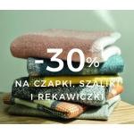 Greenpoint: 30% rabatu na czapki, szaliki, rękawiczki damskie