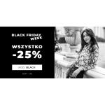Greenpoint: Black Week 25% rabatu na odzież damską
