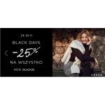 Black Days Greenpoint: 25% rabatu na wszystko
