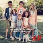 H&M: 20% rabatu na zakupy z działu dziecięcego