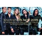 H&M: Balmain 5 listopada 2015