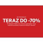H&M: wyprzedaż do 70%