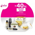 Hebe: 40% zniżki na polskie marki