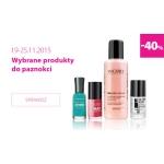 Hebe: 40% zniżki na wybrane produkty do paznokci