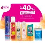 Hebe: do 40% zniżki na produkty do stylizacji włosów
