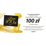 10 Urodziny Home&You: bon o wartości 100 zł