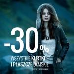 House: 30% zniżki na kurtki i płaszcze