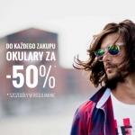 House: do każdego zakupu okulary za 50% ceny