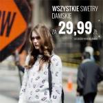 House: swetry damskie za 29,99 zł