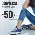 House: Converse'y 50 zł taniej