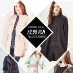 House: wybrane kurtki i płaszcze za 79,99 zł
