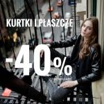 House: 40% rabatu na kurtki i płaszcze