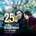 Black Friday w House: 25% zniżki na wszystko