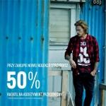 House: 50% zniżki na drugą rzecz