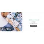 House & More: wyprzedaż 50% rabatu na wybrane produkty do domu
