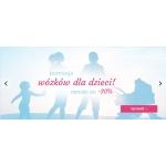 Hula Hop: do 30% zniżki na wózki dla dzieci