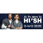 Targi Mody Hush Warsaw 13-14 grudnia 2014