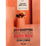 I Love Shopping w Sadyba Best Mall Warszawa - 25-26 maja 2018