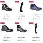 Intershoe: wyprzedaż do 50% zniżki na obuwie damskie i męskie