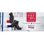Intershoe: wyprzedaż do 30% zniżki na buty marki Tommy Hilfiger