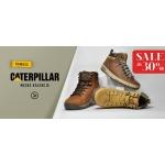 Intershoe: wyprzedaż do 30% zniżki na obuwie marki Caterpillar