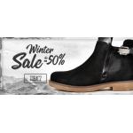 Intershoe: zimowa wyprzedaż do 50% rabatu na obuwie