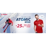Intersport: 25% zniżki na narty i buty narciarskie marki Atomic